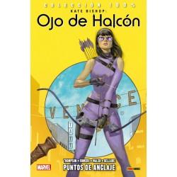 KATE BISHOP. OJO DE HALCON 01