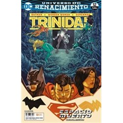BATMAN/WONDER WOMAN/SUPERMAN: TRINIDAD NÚM. 12 (RENACIMIENTO)