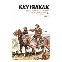 KEN PARKER NÚM. 06: EL PUEBLO DE LOS HOMBRES/LA BALADA DE PAT O`SHANE