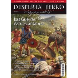Desperta Ferro Antigua y Medieval N.º 45: Las Guerras Astur-Cántabras
