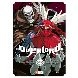 OVERLORD NÚM. 04