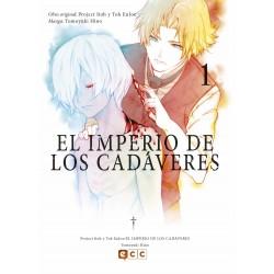 EL IMPERIO DE LOS CADÁVERES NÚM. 01