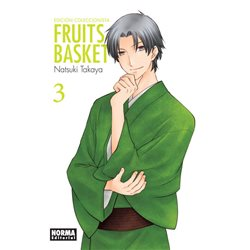 FRUITS BASKET ED. COLECCIONISTA 3
