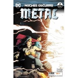 NOCHES OSCURAS: METAL NÚM. 02