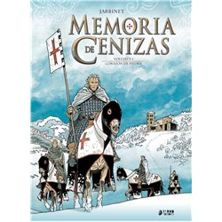 MEMORIA DE CENIZAS 1. CORAZON DE PIEDRA