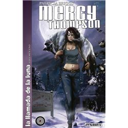 MERCY THOMPSON. LA LLAMADA DE LA LUNA 01