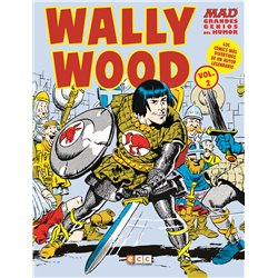 MAD GRANDES GENIOS DEL HUMOR: WALLY WOOD VOL. 02 (DE 2)