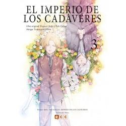 EL IMPERIO DE LOS CADÁVERES NÚM. 03 (DE 3)