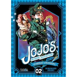 JOJO'S BIZARRE ADVENTURE PARTE 3: STARDUST CRUSADERS 02