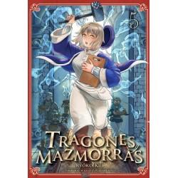 TRAGONES Y MAZMORRAS VOL. 5