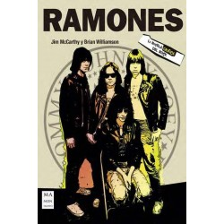 RAMONES.LA NOVELA GRÁFICA DEL ROCK