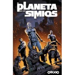 EL PLANETA DE LOS SIMIOS 05. LOS UTOPICOS