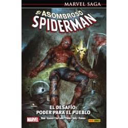 EL ASOMBROSO SPIDERMAN 25. EL DESAFIO: PODER PARA EL PUEBLO (MARVEL SAGA 55)