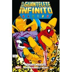 EL GUANTELETE DEL INFINITO. HEROES MARVEL