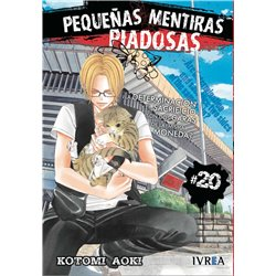 PEQUEÑAS MENTIRAS PIADOSAS 20 (COMIC)