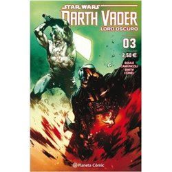 Star Wars Darth Vader Lord Oscuro nº 03