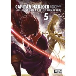 CAPITÁN HARLOCK DIMENSION VOYAGE 5