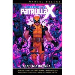 LOBEZNO Y LA PATRULLA-X 4. ACADEMIA INFERNAL