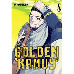 GOLDEN KAMUY, VOL. 8