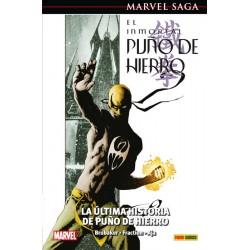 EL INMORTAL PUÑO DE HIERRO 01. LA ULTIMA HISTORIA DE PUÑO DE HIERRO (MARVEL SAGA 62)