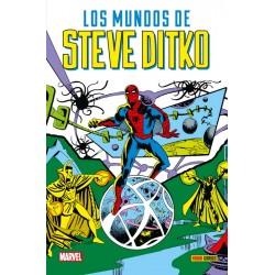 LOS MUNDOS DE STEVE DITKO