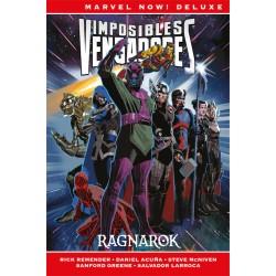 IMPOSIBLES VENGADORES 02. RAGNAROK (MARVEL NOW! DELUXE)