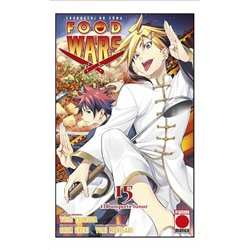 FOOD WARS 15 (COMIC)