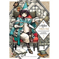 ATELIER OF WITCH HAT VOL.2