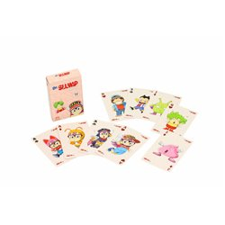DR SLUMP BARAJA DE CARTAS POKER