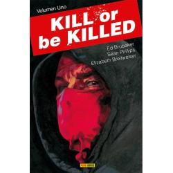 KILL OR BE KILLED 01 (COMIC)