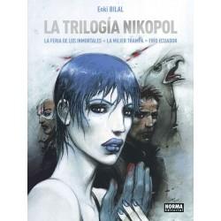 LA TRILOGÍA NIKOPOL. Ed Integral