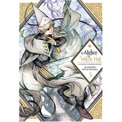 ATELIER OF WITCH HAT VOL.3