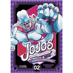 JOJO'S BIZARRE ADVENTURE PARTE 4: DIAMOND IS UNBREAKABLE 02