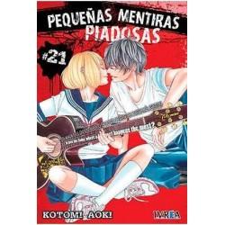 PEQUEÑAS MENTIRAS PIADOSAS 21 (COMIC)