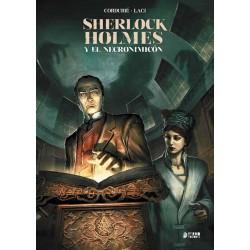 SHERLOCK HOLMES Y EL NECRONOMICÓN