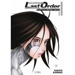 GUNNM: LAST ORDER 01