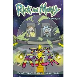RICK Y MORTY 6