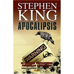 APOCALIPSIS DE STEPHEN KING 01. EL CAPITAN TROTAMUNDOS - PESADILLAS AMERICANAS
