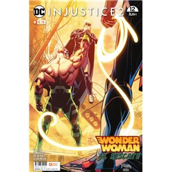INJUSTICE: GODS AMONG US NÚM. 70/ 12