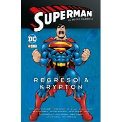 SUPERMAN: EL NUEVO MILENIO NÚM. 05 – REGRESO A KRYPTON