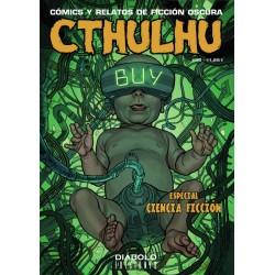 CTHULHU 20. ESPECIAL CIENCIA-FICCION