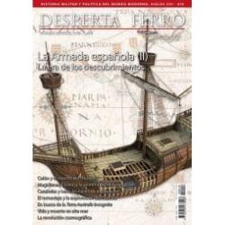 Desperta Ferro Especiales nº18 La Armada española (II). La era de los descubrimientos
