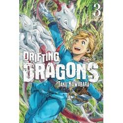 DRIFTING DRAGONS, VOL. 3