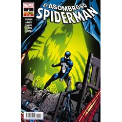 EL ASOMBROSO SPIDERMAN 151