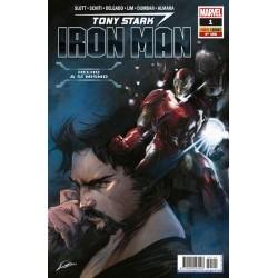 TONY STARK: IRON MAN 01