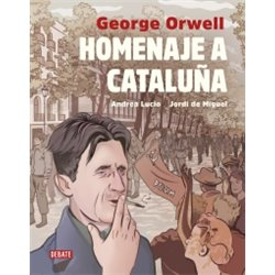 HOMENAJE A CATALUÑA (GEORGE ORWELL) (COMIC)