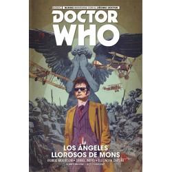 DOCTOR WHO. LOS ANGELES LLOROSOS DE MONS