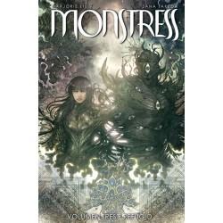MONSTRESS 3. REFUGIO