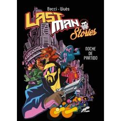 LAST MAN STORIES (TOMO UNICO)