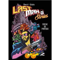 LAST MAN STORIES (TOMO UNICO)